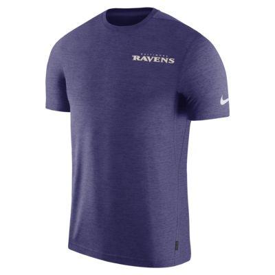 Nike Dri-FIT Coach (NFL Ravens) Men's Short-Sleeve Top