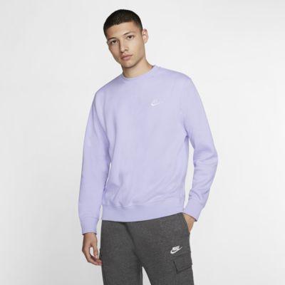 Pánská mikina s kulatým výstřihem Nike Sportswear Club