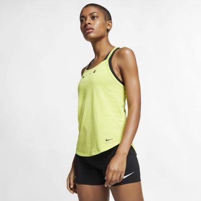 Damska koszulka treningowa bez rękawów Nike