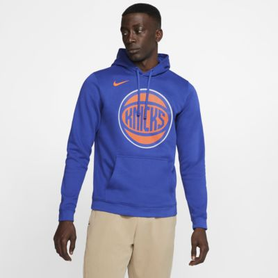 Sweat à capuche NBA New York Knicks Nike pour Homme