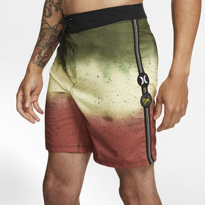 Hurley Phantom Jamaica Men's 46cm (approx.) Boardshorts