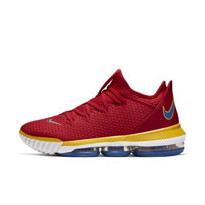 Chaussure de basketball LeBron XVI Low pour Homme