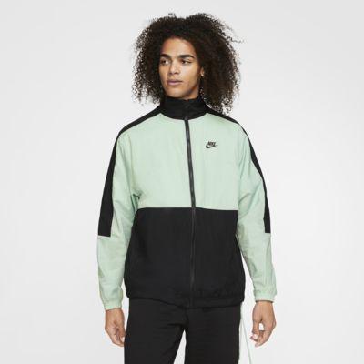Chamarra de tejido Woven para hombre Nike Sportswear