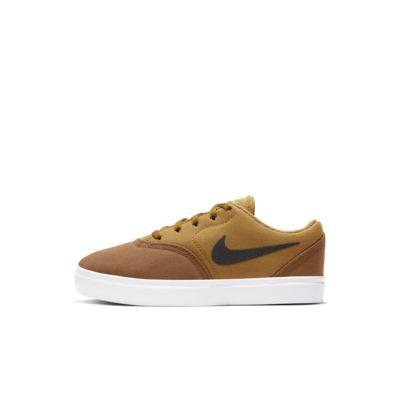 Nike SB Check Canvas Little Kids' Shoe