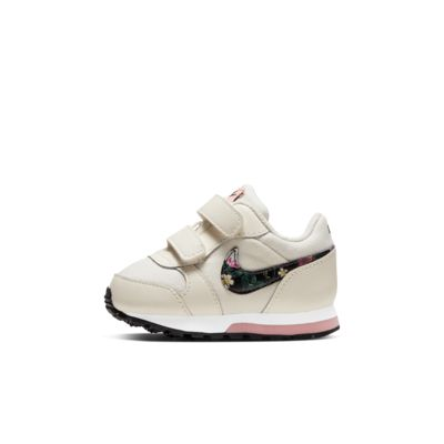 Nike MD Runner 2 Vintage Floral Baby and Toddler Shoe