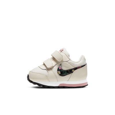 Nike MD Runner 2 Vintage Floral Schuh für Babys und Kleinkinder