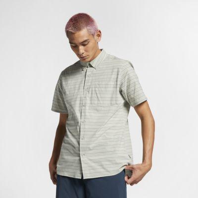 Hurley Dri-FIT Staycay-kortærmet skjorte til mænd
