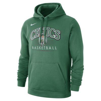 Boston Celtics Nike Dessuadora amb caputxa de l'NBA - Home