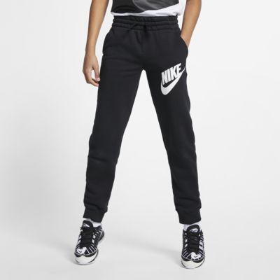 Kalhoty Nike Sportswear Club Fleece pro větší děti (chlapce)