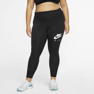 Nike Fast 7/8 Kadın Koşu Taytı (Büyük Beden)