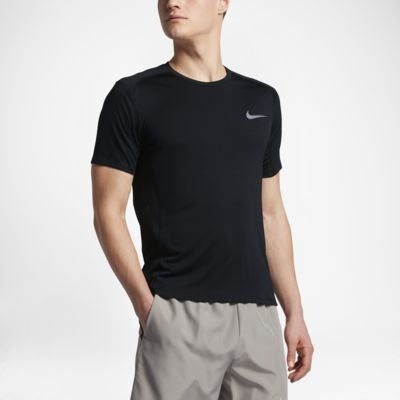 เสื้อวิ่งผู้ชาย Nike Dry Miler