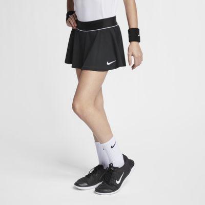 Φούστα τένις NikeCourt για μεγάλα κορίτσια