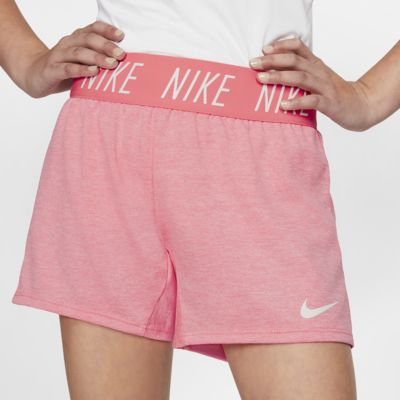 Träningsshorts Nike Dri-FIT Trophy för ungdom (tjejer)
