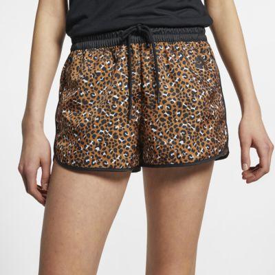 Γυναικείο υφαντό σορτς Nike Sportswear Animal Print