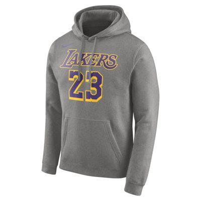 Los Angeles Lakers Nike 男款 NBA 連帽上衣