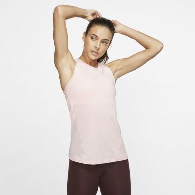 Camiseta de tirantes de malla para mujer Nike Pro