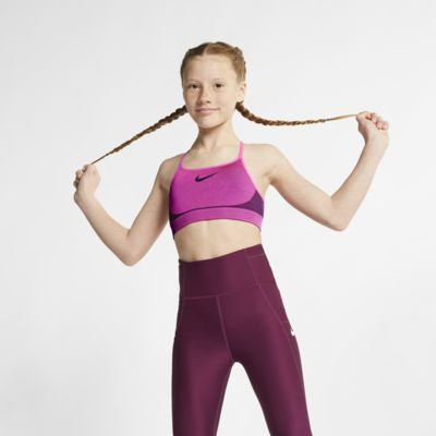 Nike Girls' Sculpt Bra