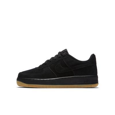 Sko Nike Air Force 1 Premium för ungdom