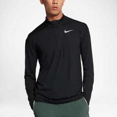 Nike Dri Fit Element Men 39 S Long Sleeve Half Zip Running