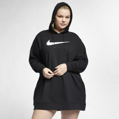 Nike Sportswear Swoosh Women's French Terry Dress (Plus Size)