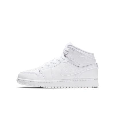 Air Jordan 1 Mid (GS) 大童运动童鞋