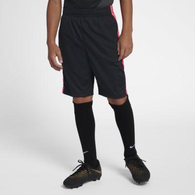 Футбольные шорты для мальчиков школьного возраста Nike Dri-FIT CR7