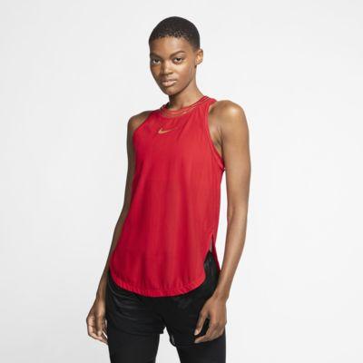 Женская беговая майка Nike Icon Clash