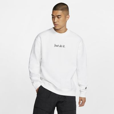 Sudadera de tejido Fleece para hombre Nike Sportswear JDI Heavyweight