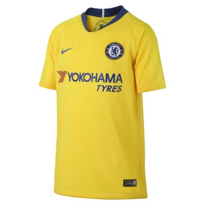 2018/19 Chelsea FC Stadium Away Older Kids' Football Shirt
