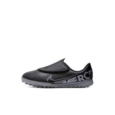 Calzado de fútbol para césped deportivo artificial para bebés/niños pequeños Nike Jr. Mercurial Vapor 13 Club TF