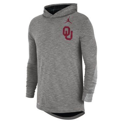 Jordan College Sideline (Oklahoma) Men's Hooded Top
