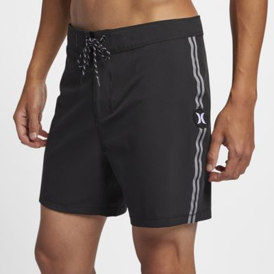 Shorts de playa de 40 cm para hombre Hurley Phantom Brooks Street
