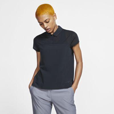 Nike Flex 女子高尔夫翻领T恤