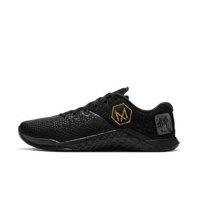 Купить Женские кроссовки для тренинга Nike Metcon 4 XD Patch, Черный/Черный/Черный, 22559431, 12473674