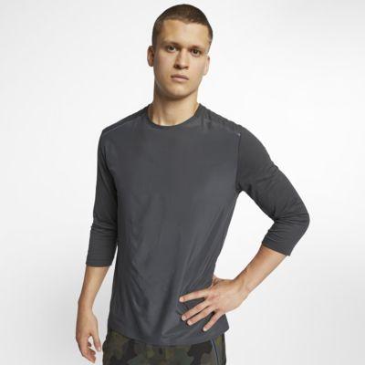 Nike Rise 365 Tech Pack Camiseta de running con mangas de 3/4 - Hombre