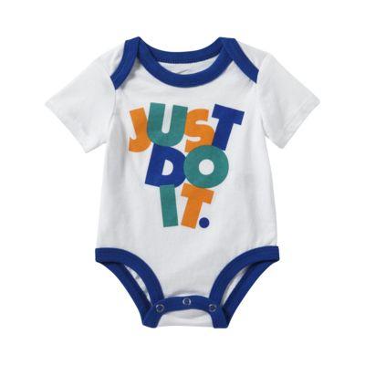 JDI-feliratú Nike kombidressz babáknak