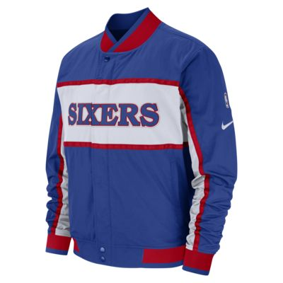Philadelphia 76ers Nike Courtside Men's NBA Jacket