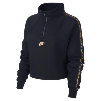 Haut à demi-zip et col cheminée Nike Sportswear pour Femme