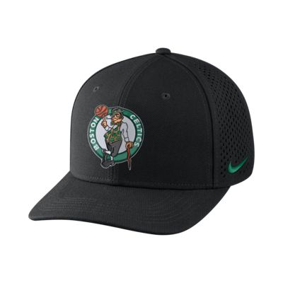 หมวก NBA ปรับได้ Unisex Boston Celtics Nike AeroBill Classic99