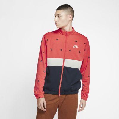 Мужская куртка с принтом для скейтбординга Nike SB Dri-FIT