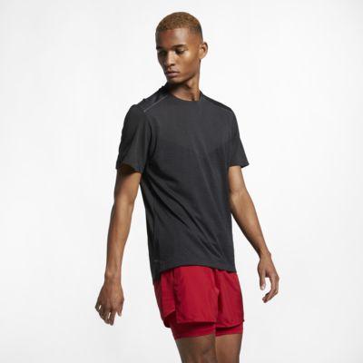 Ανδρική μπλούζα για τρέξιμο Nike Tech Pack