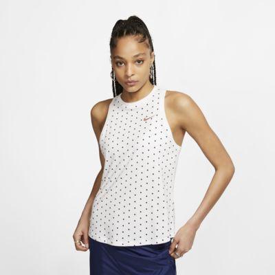 FFF Camiseta de tirantes de fútbol - Mujer