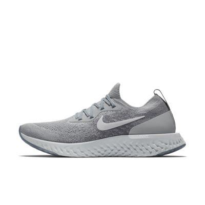 7c96aa45abd Nike Lunar Epic Low Flyknit 2 Blue Running Shoes Nike Epic React Flyknit Men  s Running Shoe ...