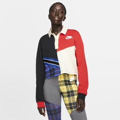 Nike Sportswear Langarm-Poloshirt für Damen