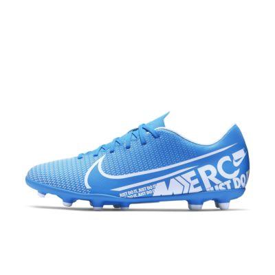 รองเท้าสตั๊ดฟุตบอลสำหรับพื้นหลายประเภท Nike Mercurial Vapor 13 Club MG