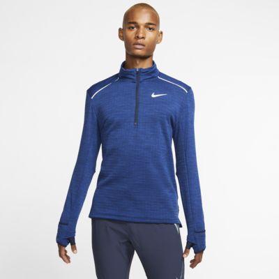 Nike Therma Sphere Element 3.0 løpeoverdel med halv glidelås til herre