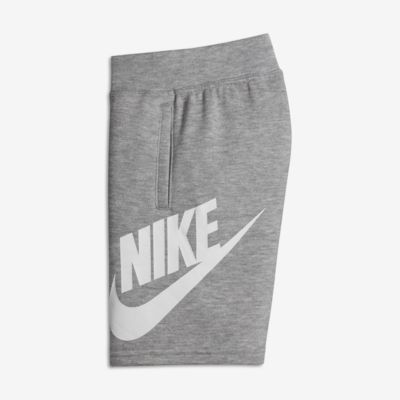 Nike French Terry Alumni Younger Kids' (Boys') Shorts