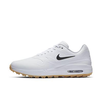 Nike Air Max 1 G-golfsko til mænd
