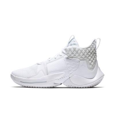 """รองเท้าบาสเก็ตบอล Jordan """"Why Not?"""" Zer0.2"""