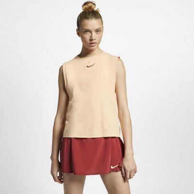 NikeCourt Dri-FIT Maria Camiseta de tirantes de tenis - Mujer